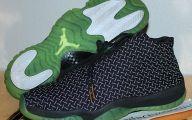 Green And Black Jordans 6 Cool Wallpaper