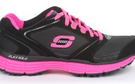 Hot Pink And Black Shoes 11 Hd Wallpaper