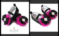 Hot Pink And Black Shoes 23 Widescreen Wallpaper