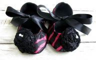 Hot Pink And Black Shoes 8 High Resolution Wallpaper