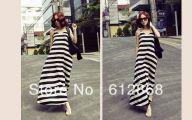 Long Plain Black Dress 4 Cool Wallpaper