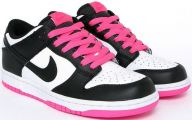 Nike Pink And Black Shoes 13 Free Wallpaper