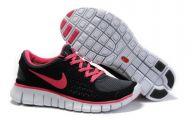 Nike Pink And Black Shoes 19 Desktop Wallpaper
