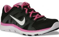 Nike Pink And Black Shoes 8 Free Wallpaper