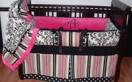 Pink And Black Bedding 10 Wide Wallpaper