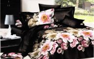 Pink And Black Bedding 16 Desktop Wallpaper