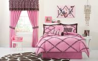Pink And Black Bedding 3 High Resolution Wallpaper