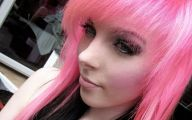 Pink And Black Hair 9 Free Hd Wallpaper