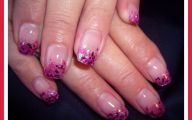 Pink And Black Nail Designs 1 Free Wallpaper