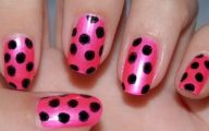 Pink And Black Nail Designs 12 Cool Hd Wallpaper