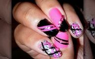 Pink And Black Nail Designs 13 Widescreen Wallpaper