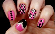 Pink And Black Nail Designs 14 Widescreen Wallpaper