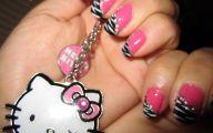 Pink And Black Nail Designs 25 Free Wallpaper