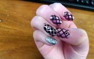 Pink And Black Nail Designs 29 Hd Wallpaper
