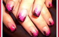 Pink And Black Nail Designs 30 Hd Wallpaper