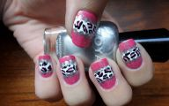 Pink And Black Nail Designs 32 Widescreen Wallpaper