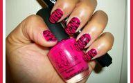 Pink And Black Nail Designs 34 High Resolution Wallpaper