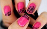 Pink And Black Nail Designs 35 Hd Wallpaper