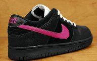 Pink And Black Nikes 11 Desktop Background