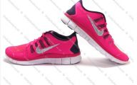 Pink And Black Nikes 24 Background