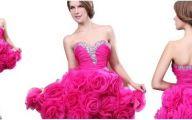 Pink And Black Prom Dresses 17 Desktop Background