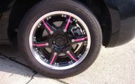 Pink And Black Rims 12 Free Wallpaper