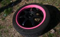 Pink And Black Rims 17 Desktop Wallpaper