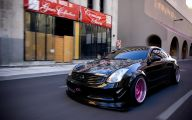 Pink And Black Rims 21 Background Wallpaper