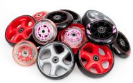 Pink And Black Rims 29 Cool Hd Wallpaper