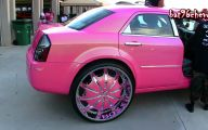 Pink And Black Rims 32 Cool Hd Wallpaper