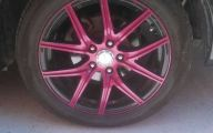 Pink And Black Rims 5 Free Wallpaper