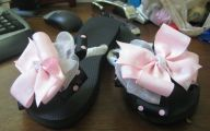 Pink And Black Sandals 32 Widescreen Wallpaper