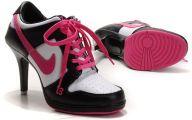 Pink And Black Shoes Heels 19 Desktop Wallpaper