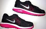 Pink And Black Tennis Shoes 21 Desktop Wallpaper