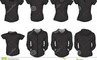 Plain Black Shirts For Women 12 Background