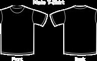 Plain Black T Shirt 42 High Resolution Wallpaper