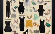 Plain Little Black Dress 13 High Resolution Wallpaper