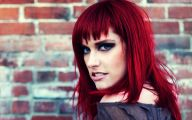 Red Black Hair Color Ideas 12 Free Hd Wallpaper