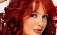 Red Black Hair Color Ideas 18 Background