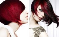 Red Black Hair Color Ideas 26 Widescreen Wallpaper