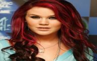 Red Black Hair Color Ideas 38 Cool Wallpaper
