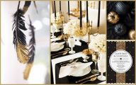 Wedding Colors Black And Gold 8 Widescreen Wallpaper