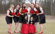 Wedding Colors Red And Black 18 High Resolution Wallpaper