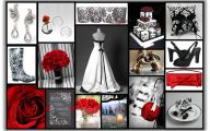 Wedding Colors Red And Black 31 Background Wallpaper