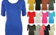Women's Plain Black T Shirt 6 Hd Wallpaper