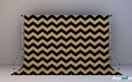 Black And Gold Chevron Wallpaper  2 Hd Wallpaper