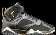 Black And Gold Jordans  11 Cool Hd Wallpaper