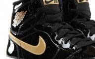 Black And Gold Jordans  30 High Resolution Wallpaper