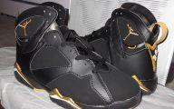 Black And Gold Jordans  31 Background Wallpaper
