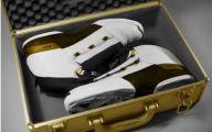 Black And Gold Jordans  34 Background Wallpaper